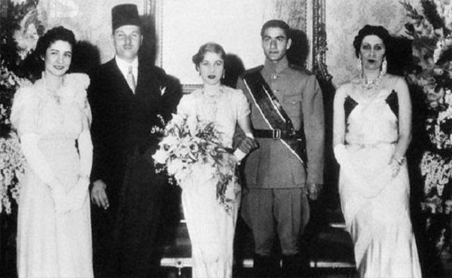 ملكة مصرية في البلاط الإيراني.. قصة زواج الإمبراطورة فوزية وطلاقها