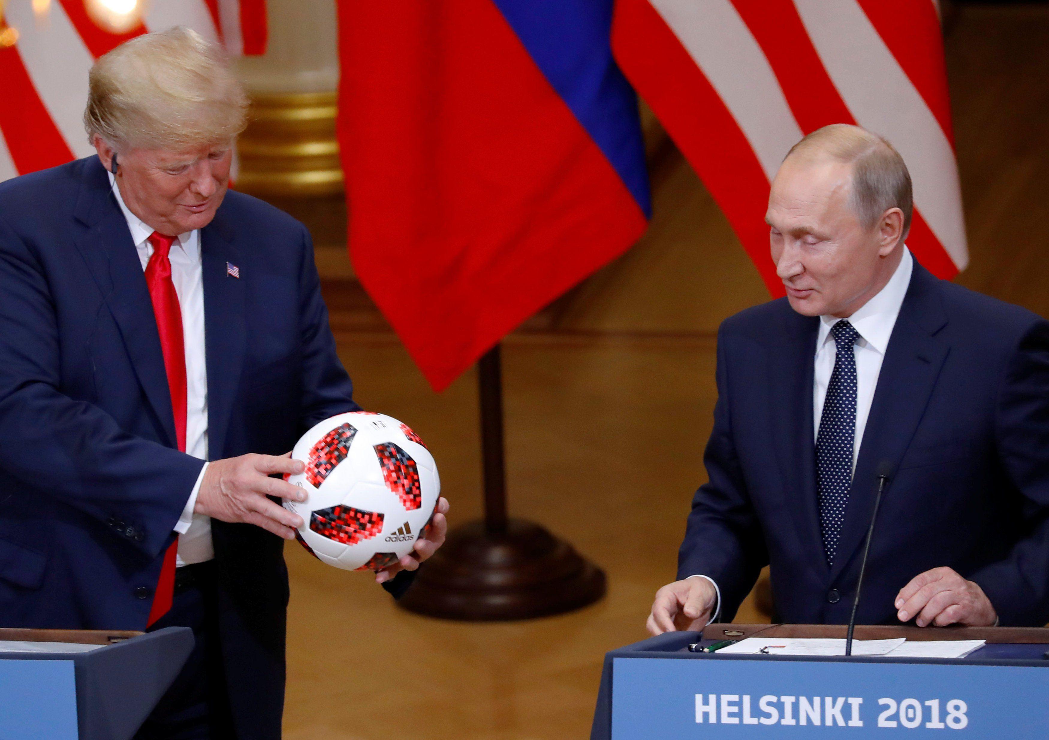 ترامب وإيران.. ماذا بعد هلسنكي؟!