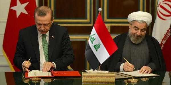 تعاون تنافسي: حقيقية الدور التركي ـ الإيراني في العراق