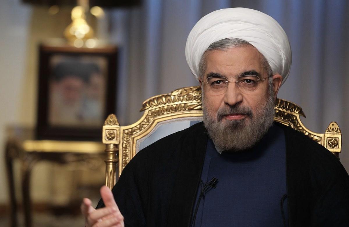 روحاني: أمريكا منعزلة عن العالم بسبب عقوباتها الاقتصادية على إيران