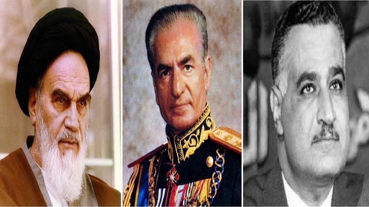 عبد الناصر وإيران.. نحو فهم حقيقي للعلاقات المصرية بالبهلویة والخمينية