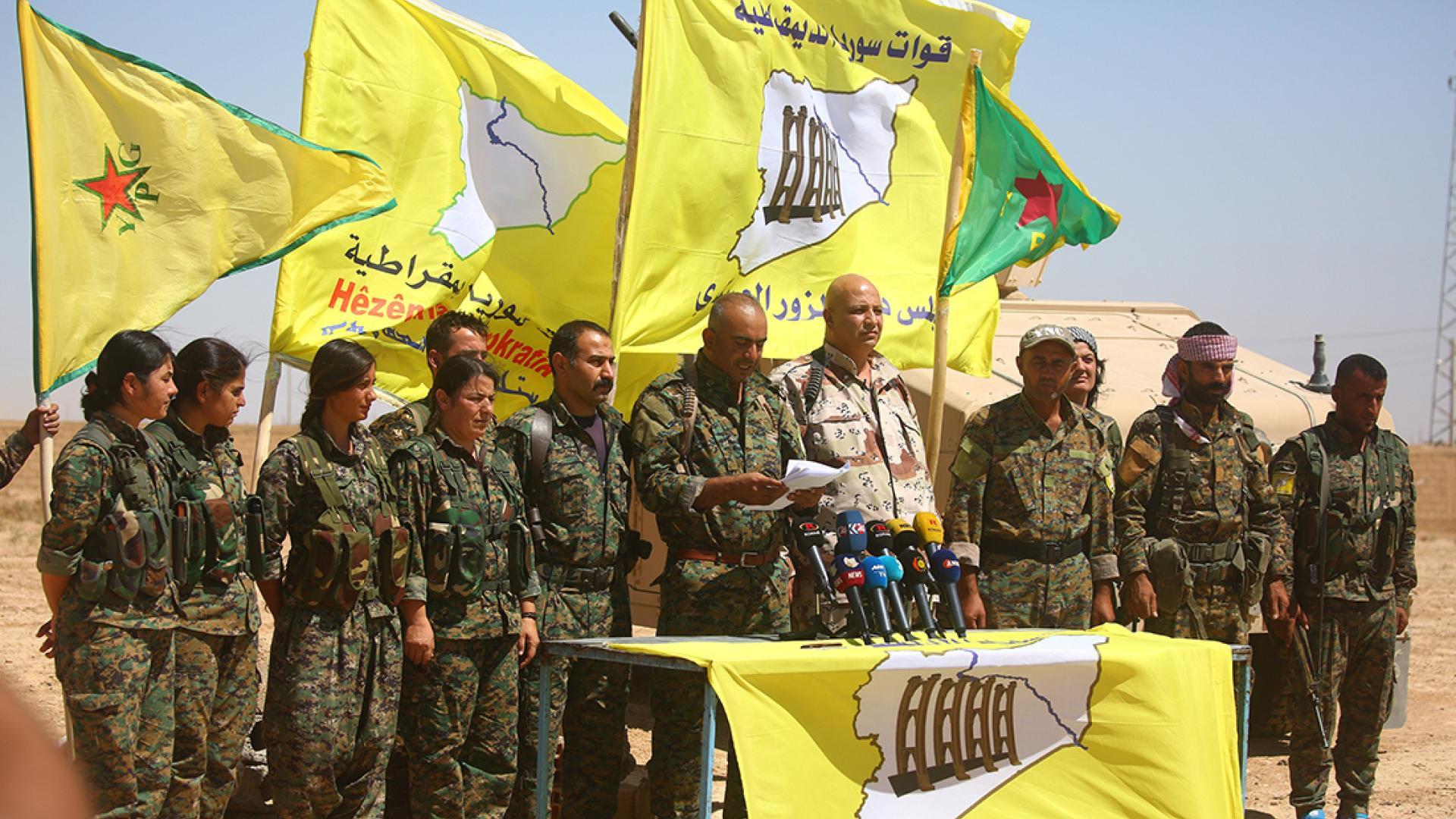 إيران والأكراد.. المواجهة من النقطة صفر