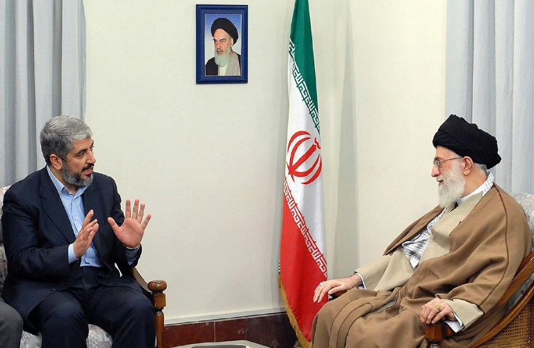 هيمنة تفكيكية: سياسة إيران تجاه قطاع غزة