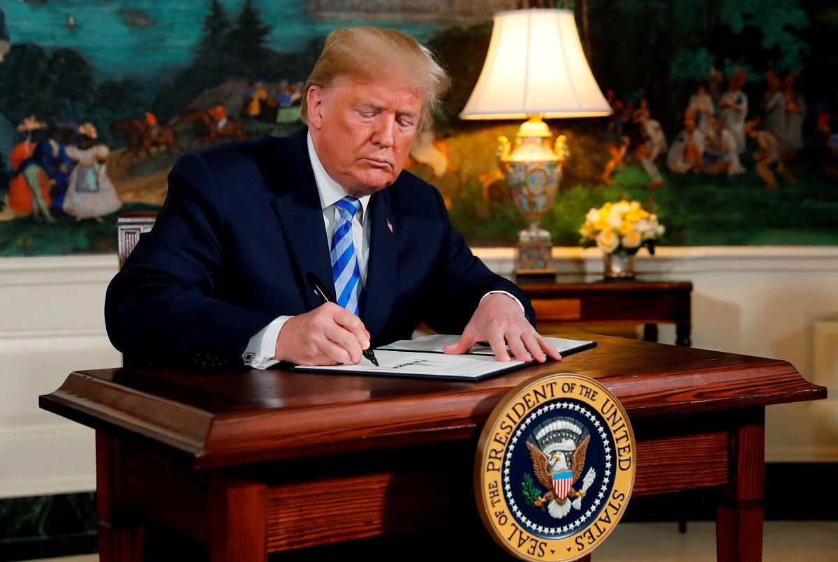 تداعيات الانسحاب الأمريكي من الاتفاق النووي على أمن الخليج العربي