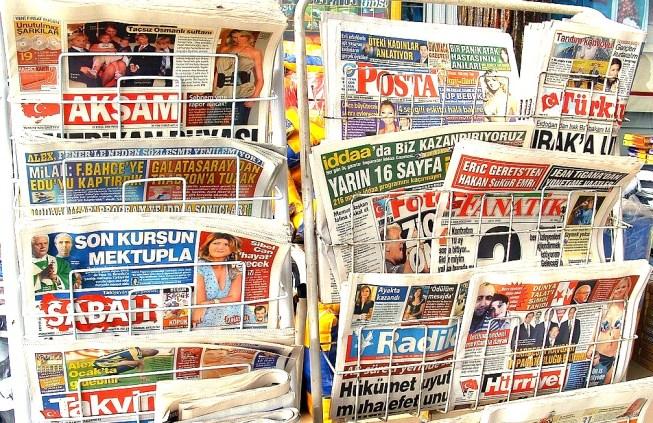 الصحافة التركية.. محادثات ثنائية بين أنقرة وطهران بسنغافورة.. وروحاني يبرر فشله لنواب البرلمان