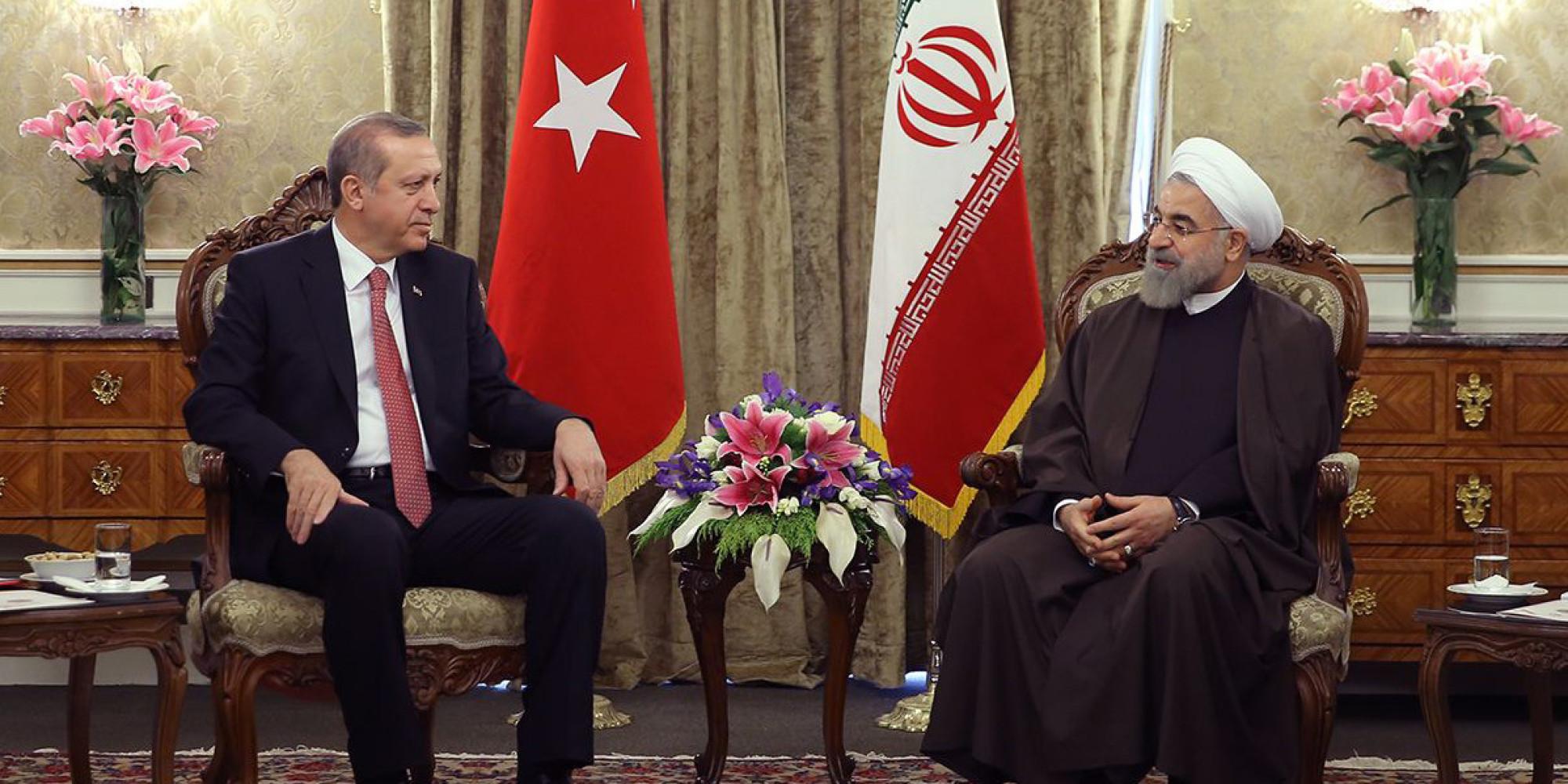 دوافع العلاقات الإيرانية ـ التركية وأبعادها