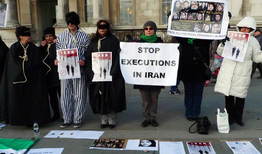 إطلالة على حالة حقوق الإنسان في إيران