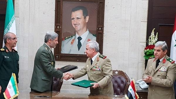 ما وراء الرغبة الإيرانية في إعادة بناء الجيش السوري
