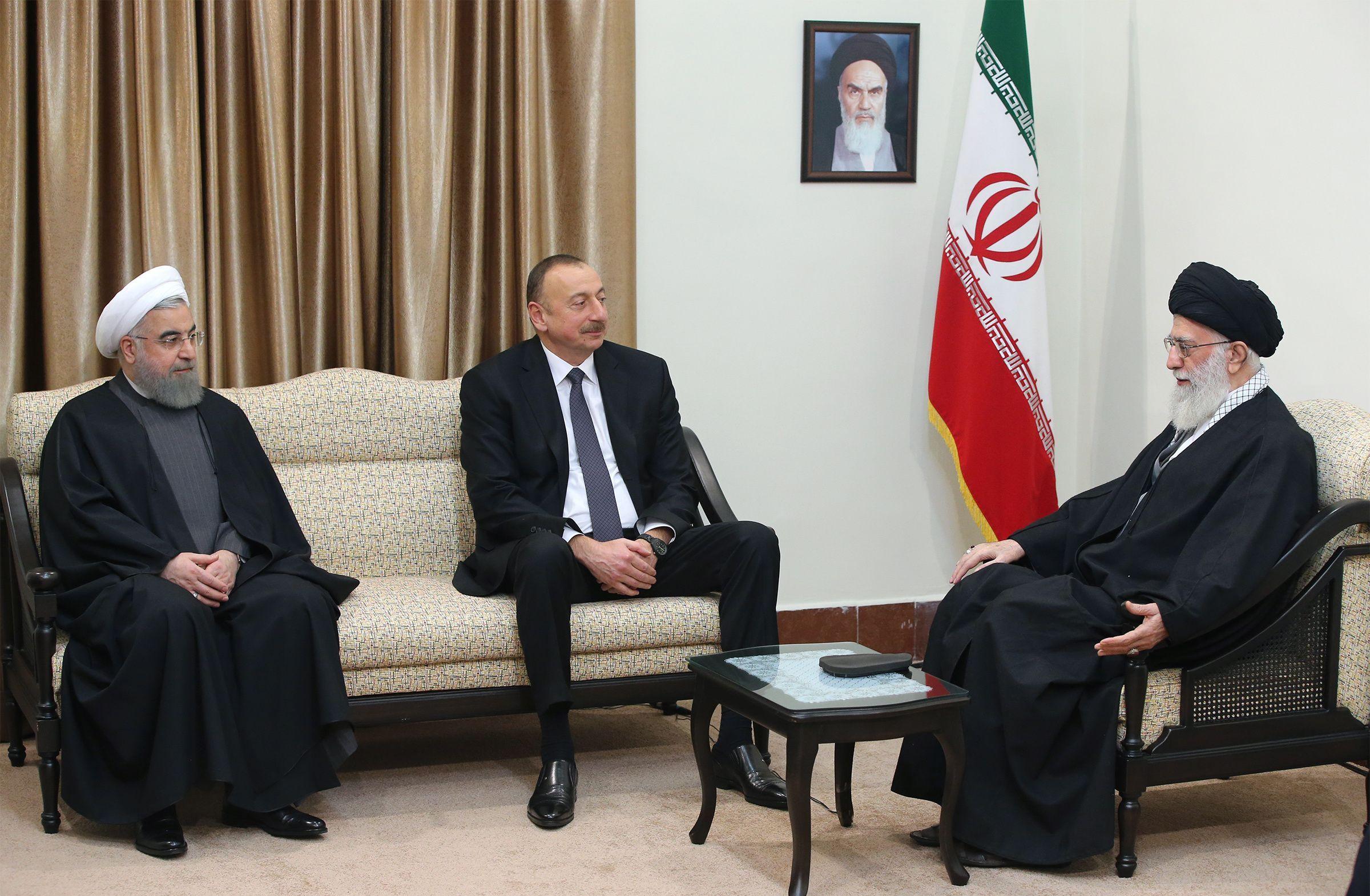 العامل الأذربيجاني في العلاقات بين إيران وإسرائيل