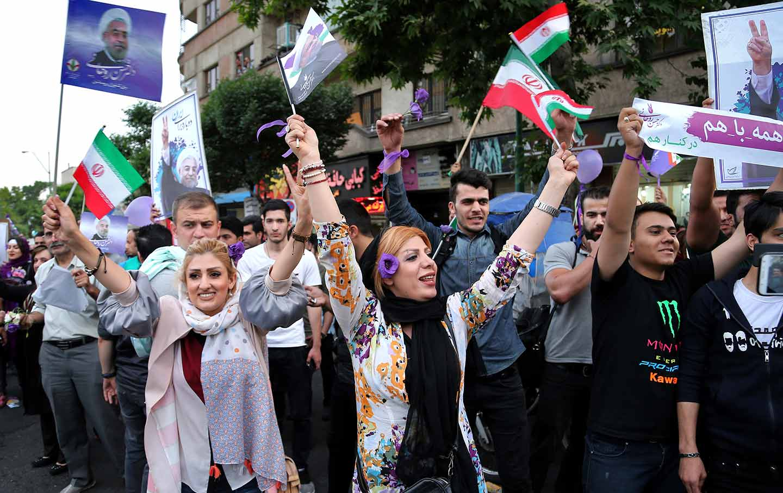 رؤية مستقبلية: المعارضة الإيرانية والجيل الجديد من القادة