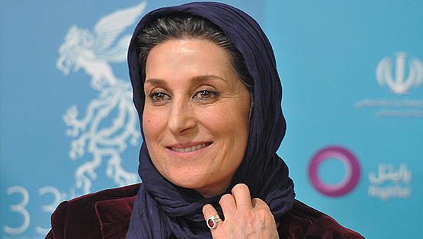 فاطمة معتمد آريا.. إيرانية في لجنة تحكيم مهرجان فينيسيا السينمائي