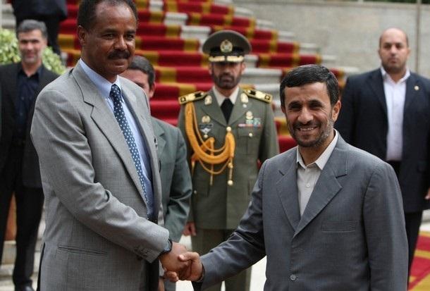 الوجود الإيراني في القرن الإفريقى: دراسة حالة على إريتريا