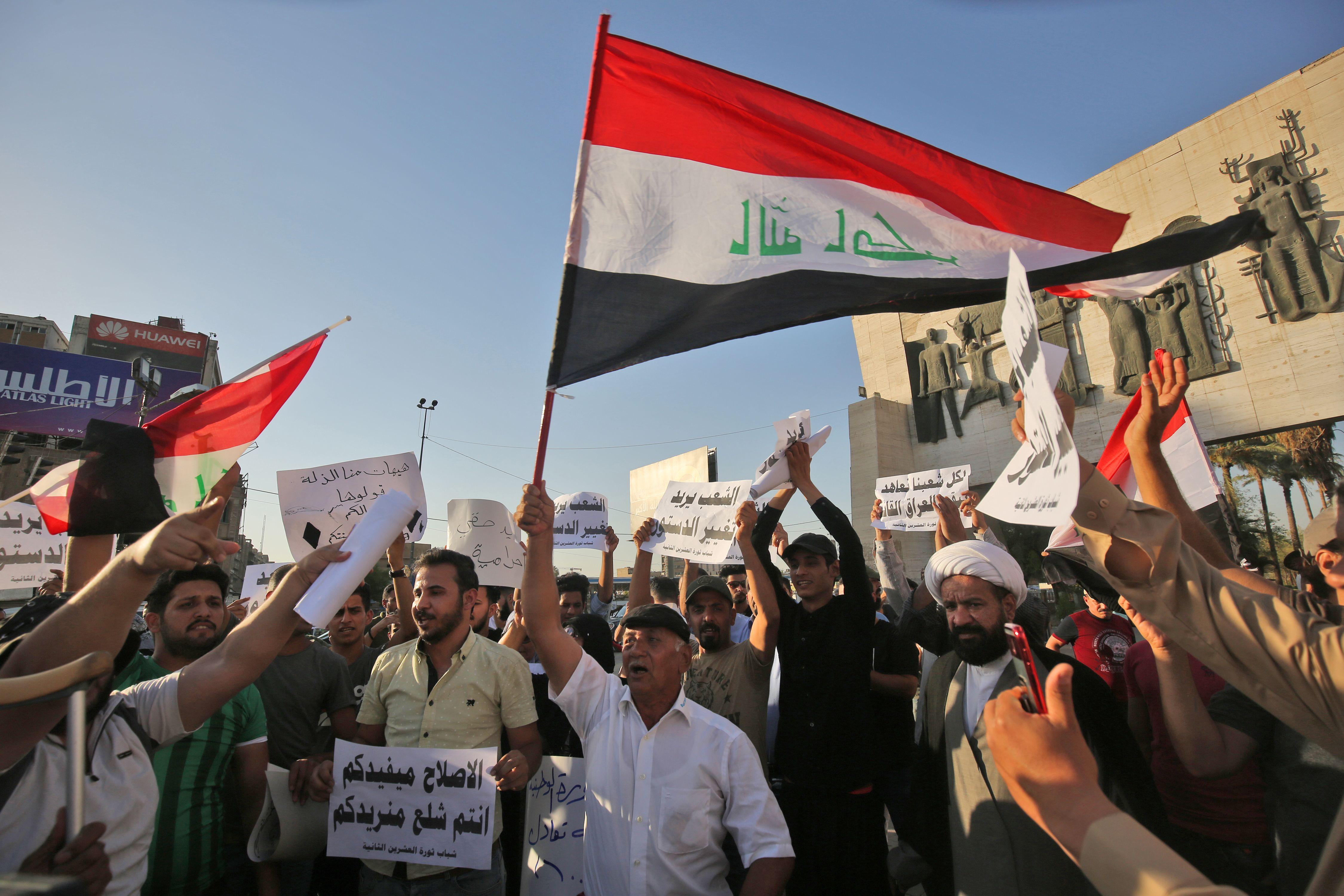 أزمات محتملة: العراق كساحة مواجهة بين إيران والولايات المتحدة