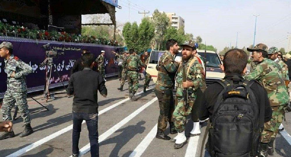 النظام الإيراني ما بعد عملية منصة الأحواز
