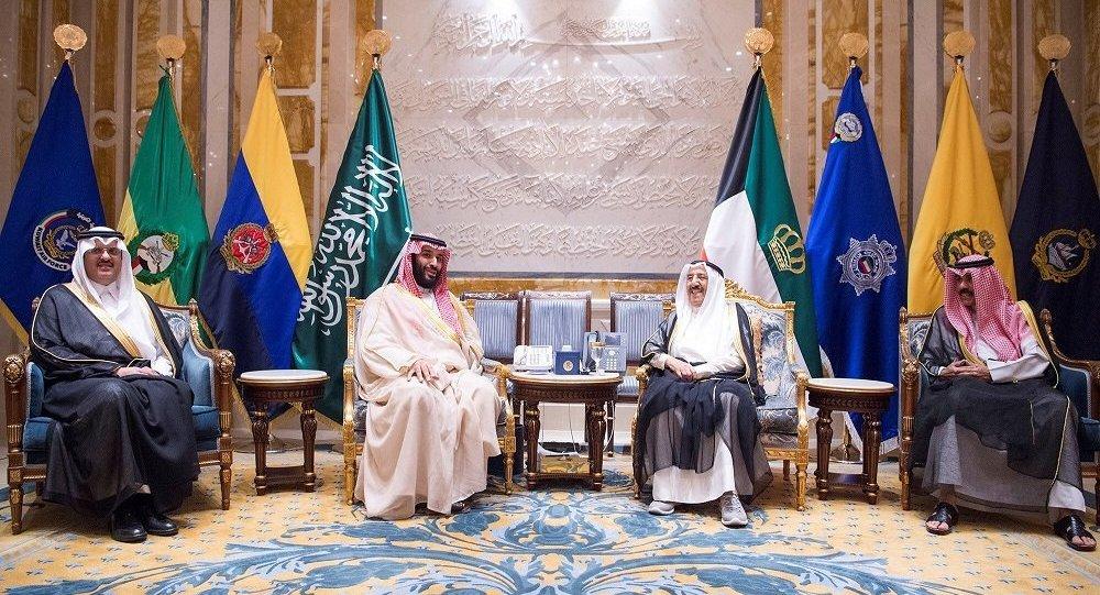 البُعد الإيراني في زيارة ولي العهد السعودي للكويت