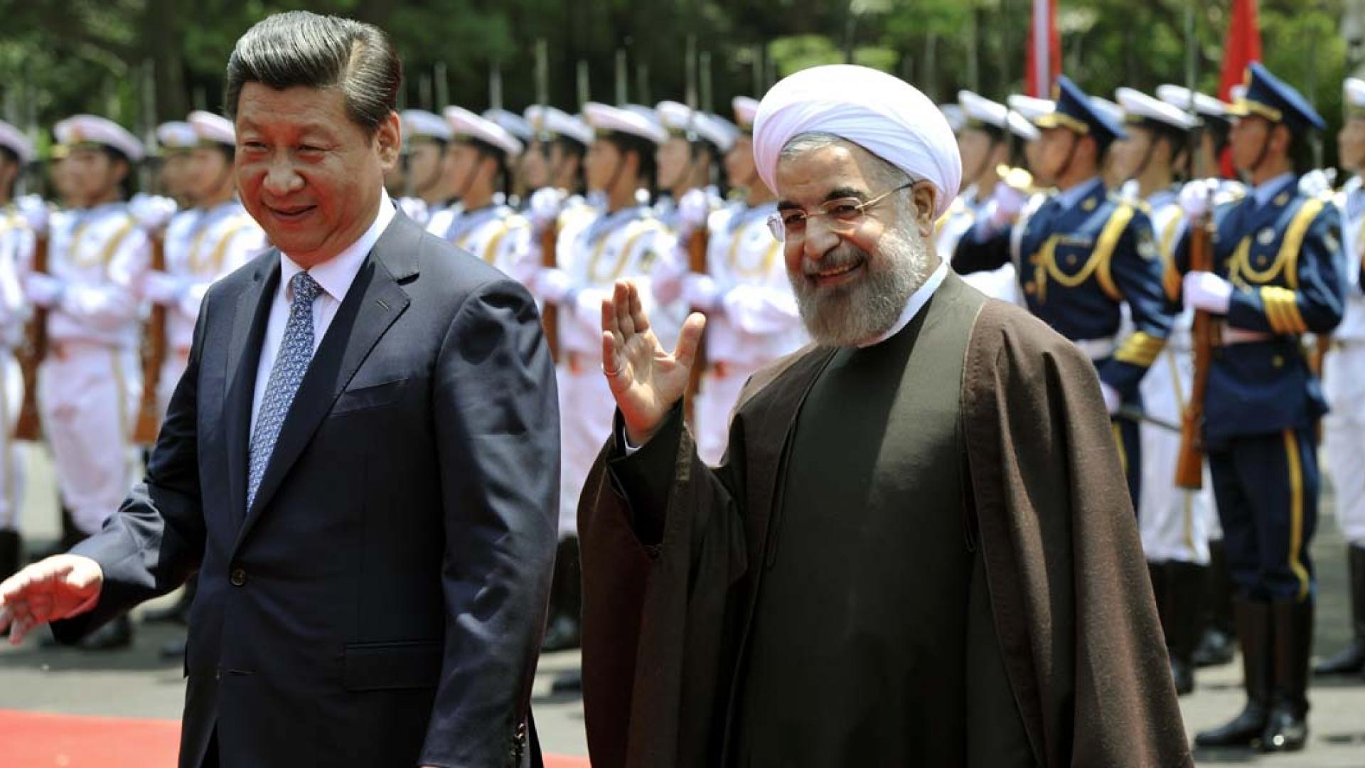 مصالح متشابكة: العقوبات الأمريكية على إيران من منظور صيني