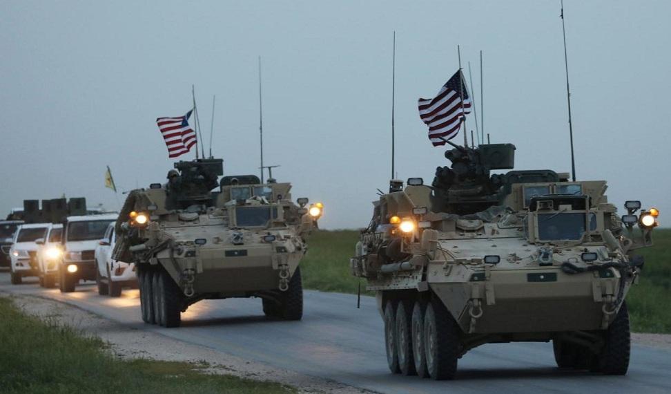 ترامب سحب قواته من سوريا حتى لا تصبح رهينة للحرس الثوري