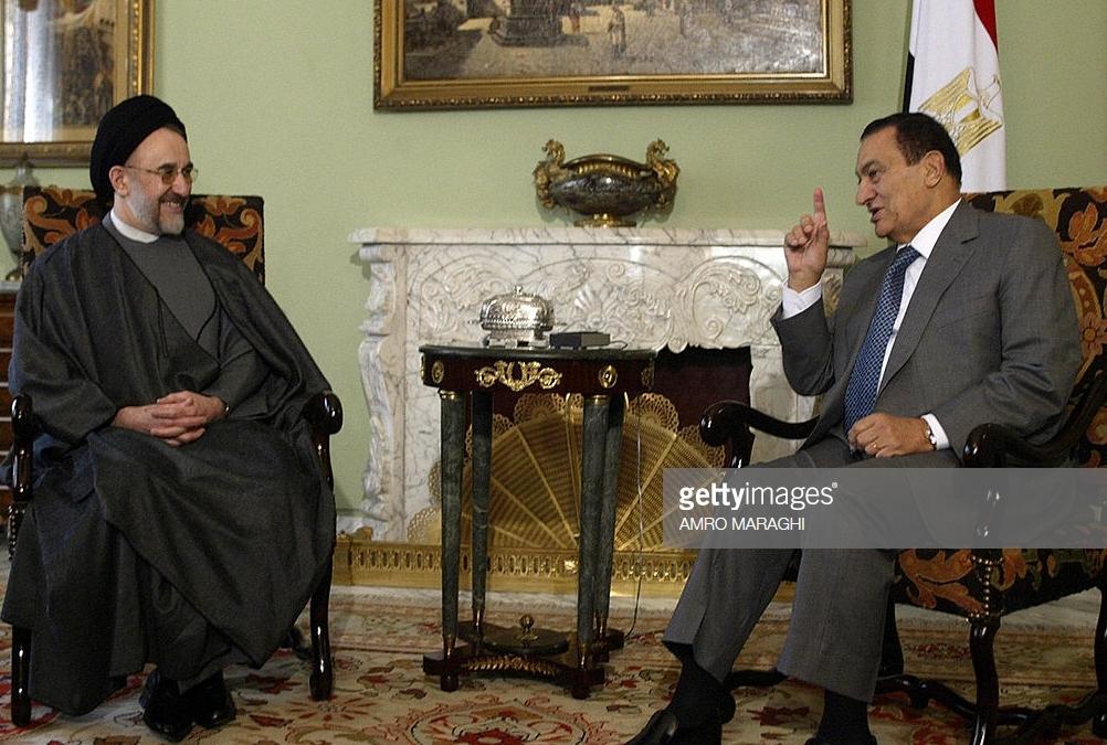 مبارك وخاتمي.. ماذا نتعلم من دروس العلاقات المصرية ـ الإيرانية؟!