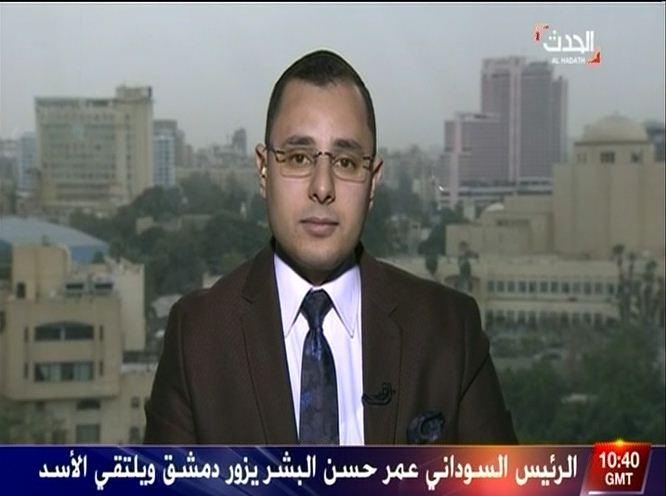 محمد محسن أبو النور، رئيس المنتدى العربي لتحليل السياسات الإيرانية
