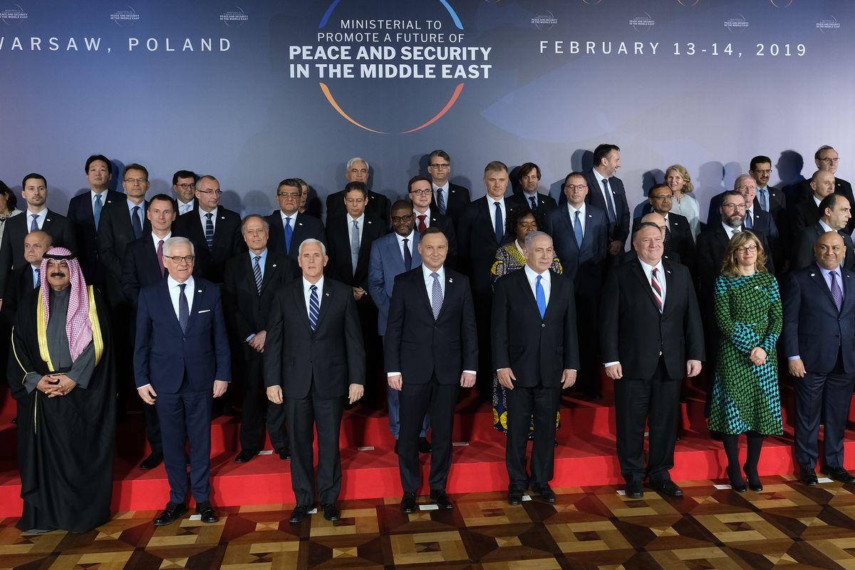تداعيات مؤتمر وارسو على مستقبل النظام الإيراني