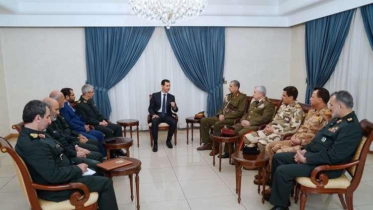 السيناريو المصري: ما يجب أن تفهمه روسيا من الاجتماع العسكري الإيراني في سوريا