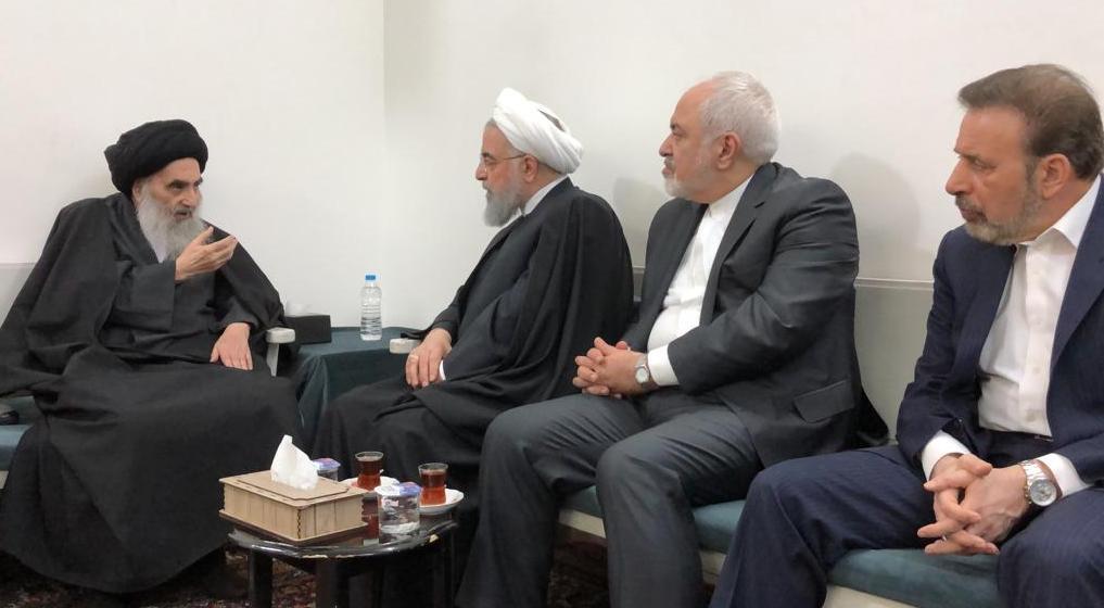 إيران والسيستاني والأربعون ميليشيا في العراق