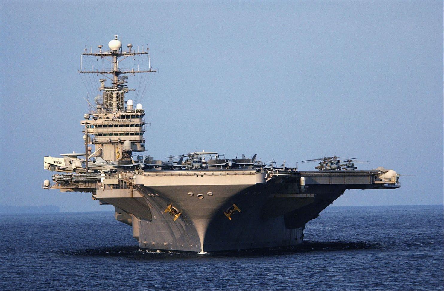 هل توجه الولايات المتحدة الأمريكية ضربة عسكرية لإيران؟!