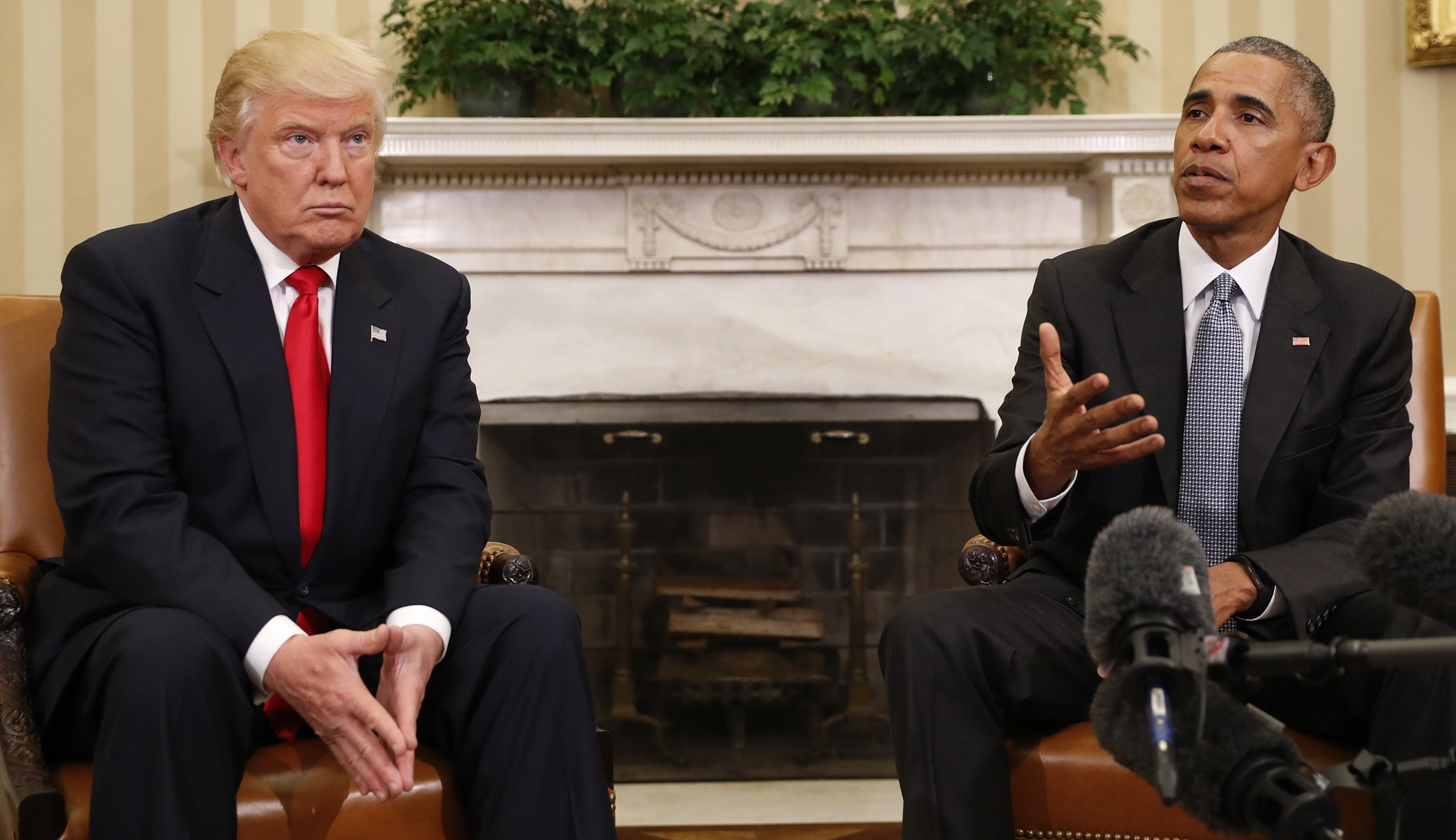 السياسة الخارجية الأمريكية تجاه إيران في عهدي أوباما وترامب (دراسة مقارنة)