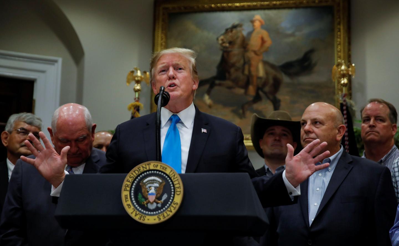 الإخضاع للمفاوضات: نحو فهم استراتيجية العقوبات الأمريكية على إيران