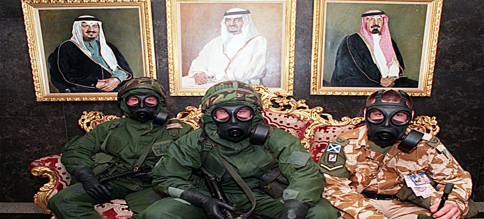 القدرات العسكرية لإيران لا تسمح لها بدخول حرب في الخليج العربي (دراسة)