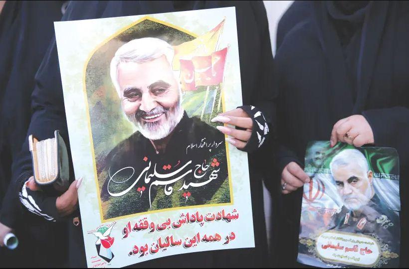 مستقبل أكثر تشددا للنظام الإيراني داخليا بعد مقتل قاسم سليماني