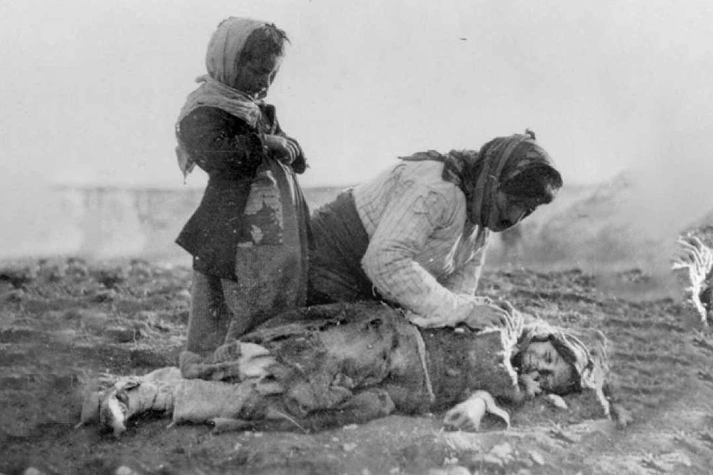 محاضرة عن الأزمة الاقتصادية والمجاعة الكبرى في إيران 1917 ـ 1919