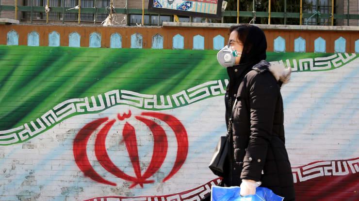 الورقة الإيرانية بين الصين وأمريكا في معركة كورونا