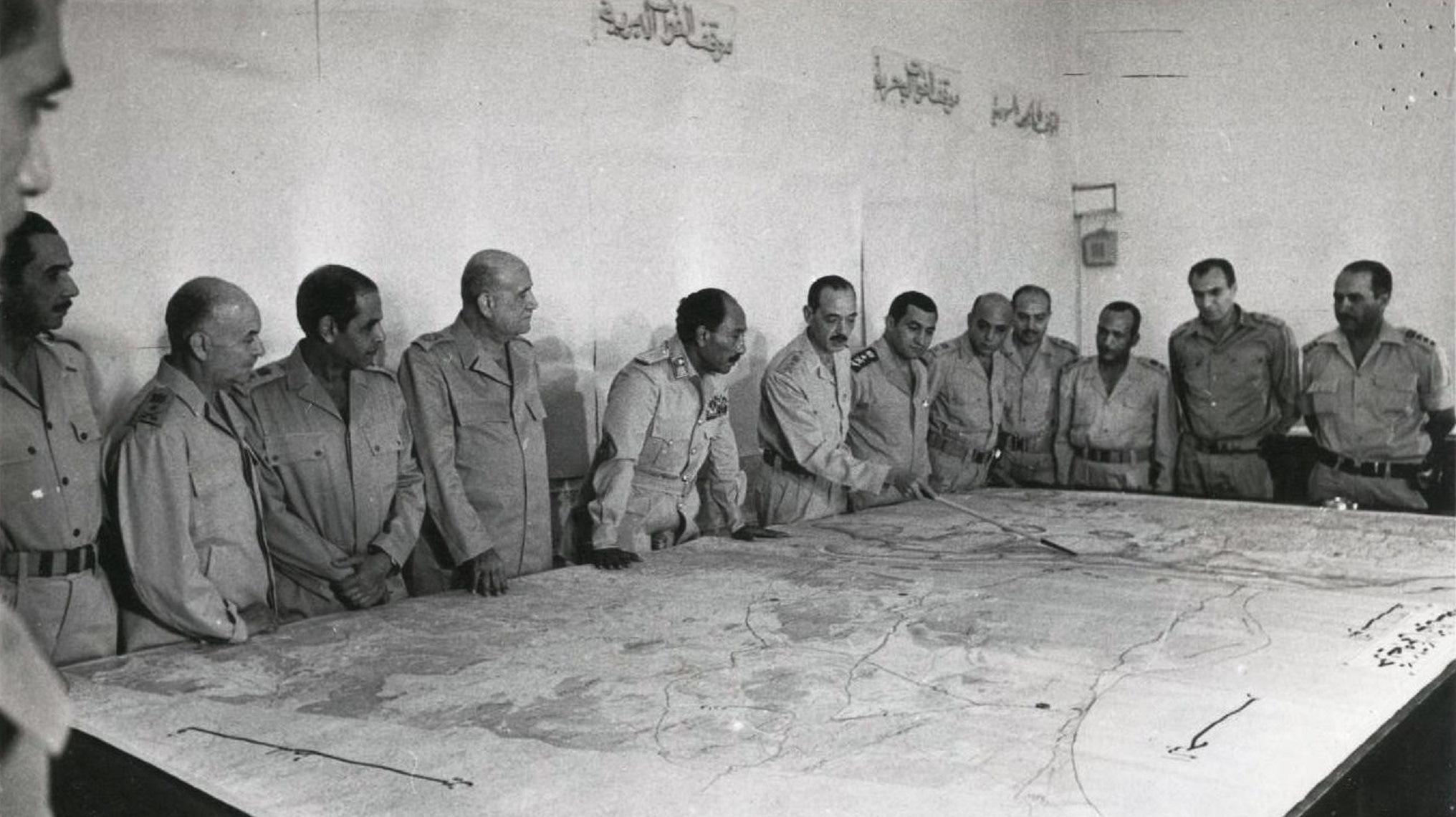 موقف إيران من حرب أكتوبر 1973
