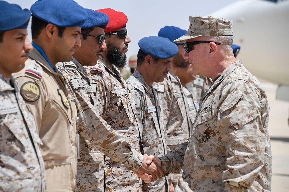 الموقف الإيراني من الوجود العسكري الأجنبي في الخليج العربي