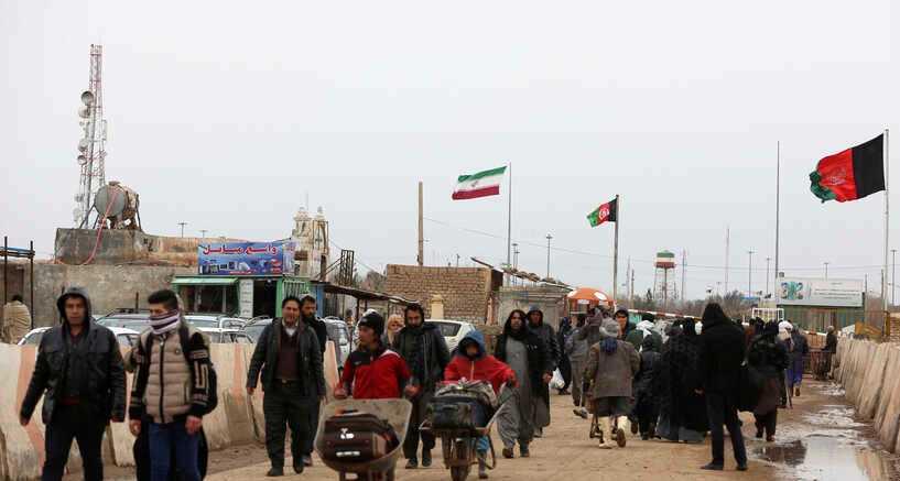 أزمات المهاجرين الأفغان تعود إلى الواجهة في إيران