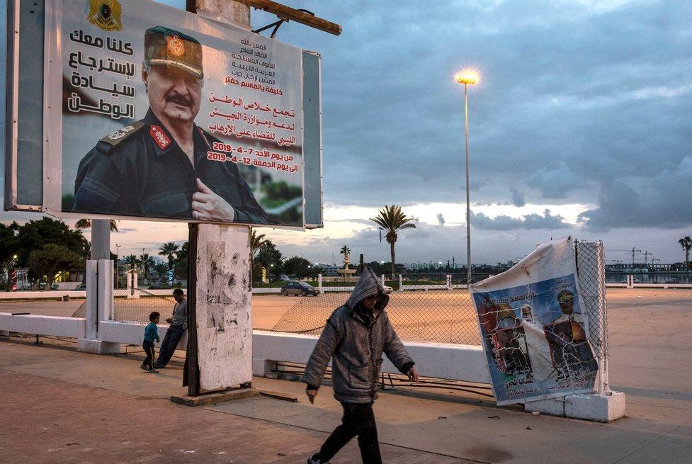 إيران قد تدعم حفتر في ليبيا تحسينا للعلاقات مع مصر ونكاية في تركيا