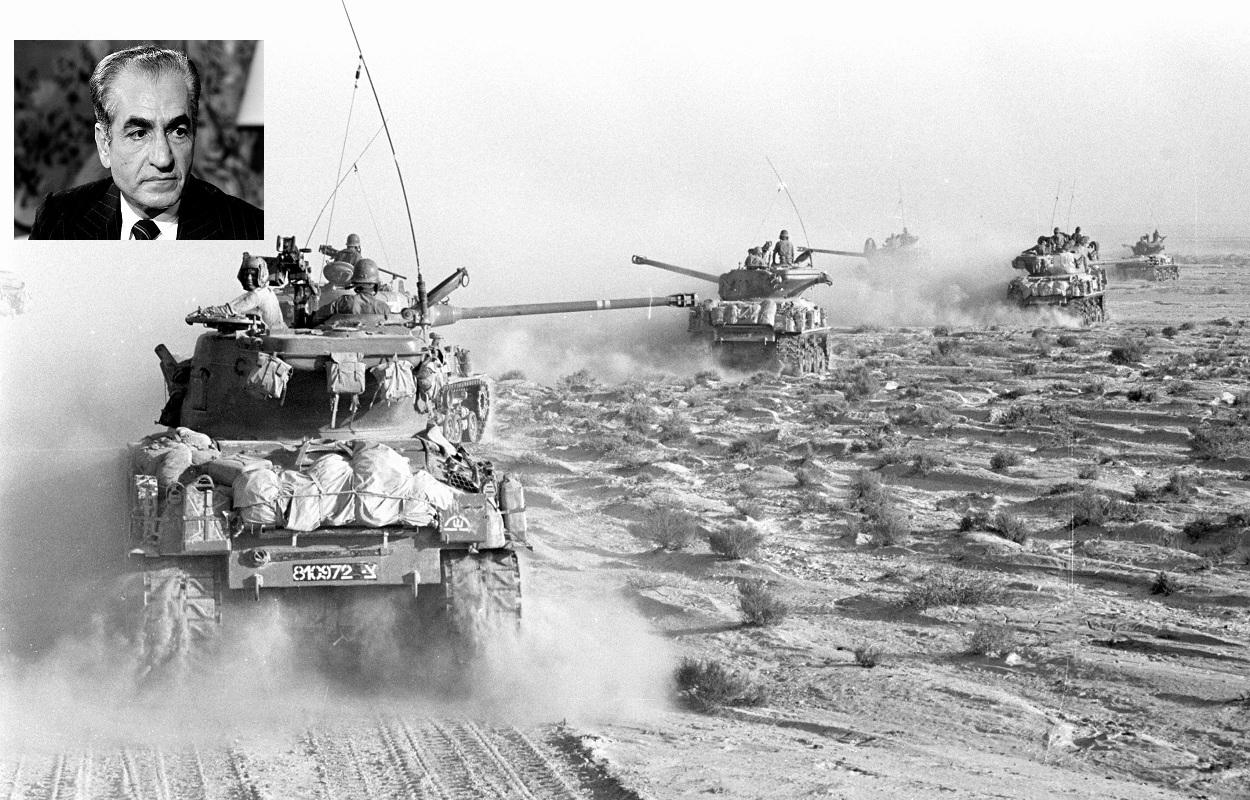 موقف إيران من نكسة الخامس من يونيو 1967 (دراسة تاريخية)