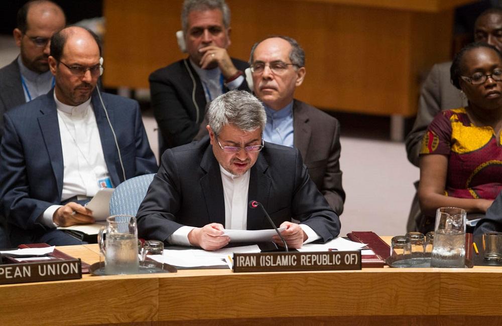 روسيا والصين لن تستخدما الفيتو لحماية إيران في مجلس الأمن