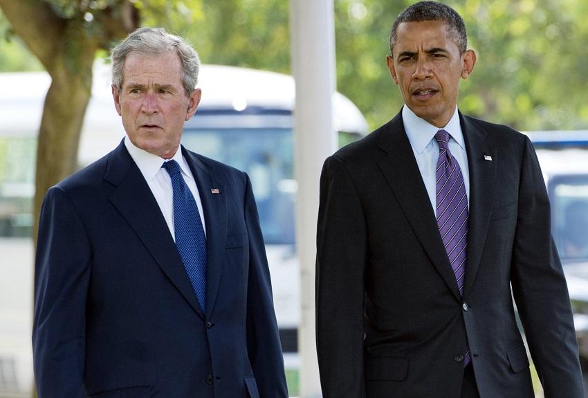 العلاقات الإيرانية ـ الأمريكية في عهدي بوش وأوباما (2001 ـ 2017)