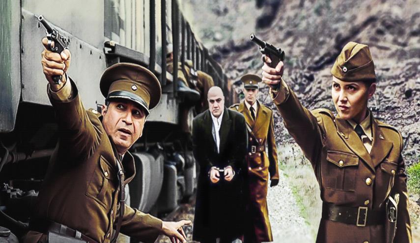 """فيلم """"استرداد"""".. حين يروي النظام الإيراني التاريخ البهلوي على طريقته الخاصة"""
