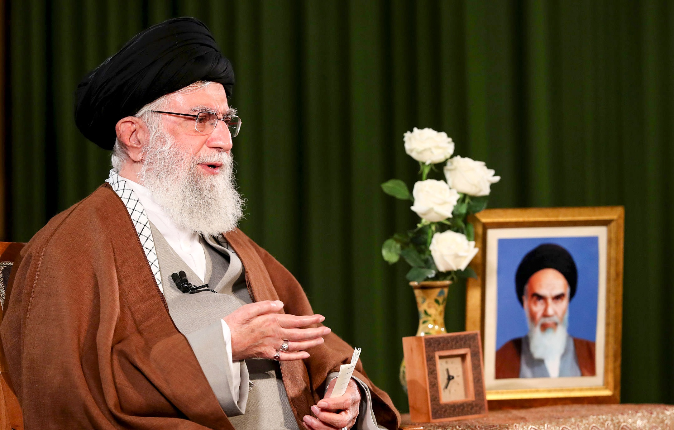 مرشد إيران الثالث المحتمل