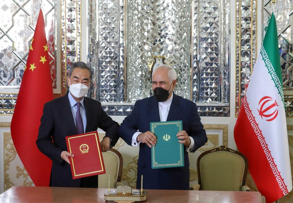 الصين وإيران.. اتفاق الحماية من أجل الحماية