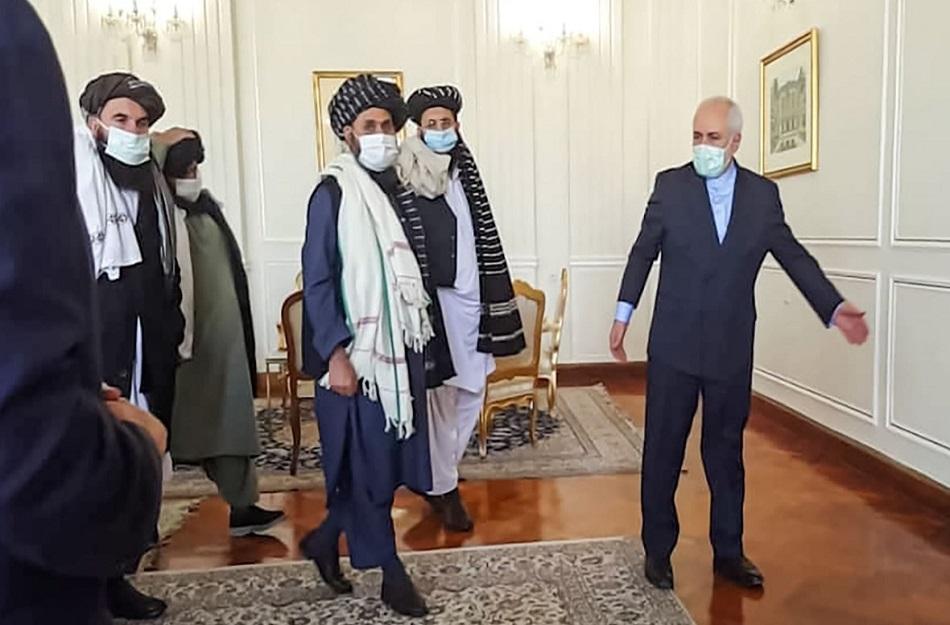 العامل الإيراني في الصراع بين طالبان والحكومة الأفغانية