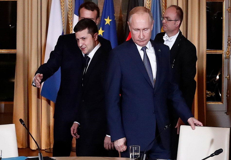 """الصراع في """"دونباس"""" يشرح طريقة بوتين في اتخاذ القرار الاستباقي"""
