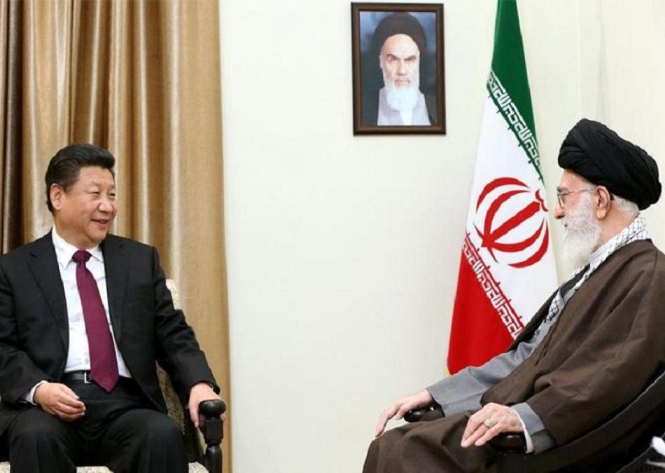 الصين تستخدم إيران كورقة مساومة في صراعها مع الولايات المتحدة