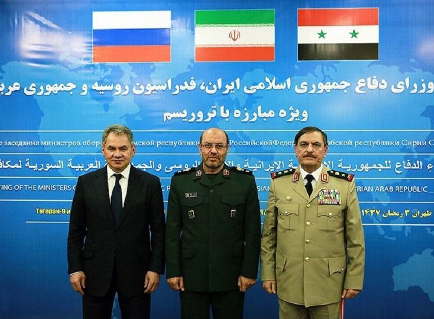 العامل الإيراني في السياسة الخارجية الروسية تجاه القضية السورية