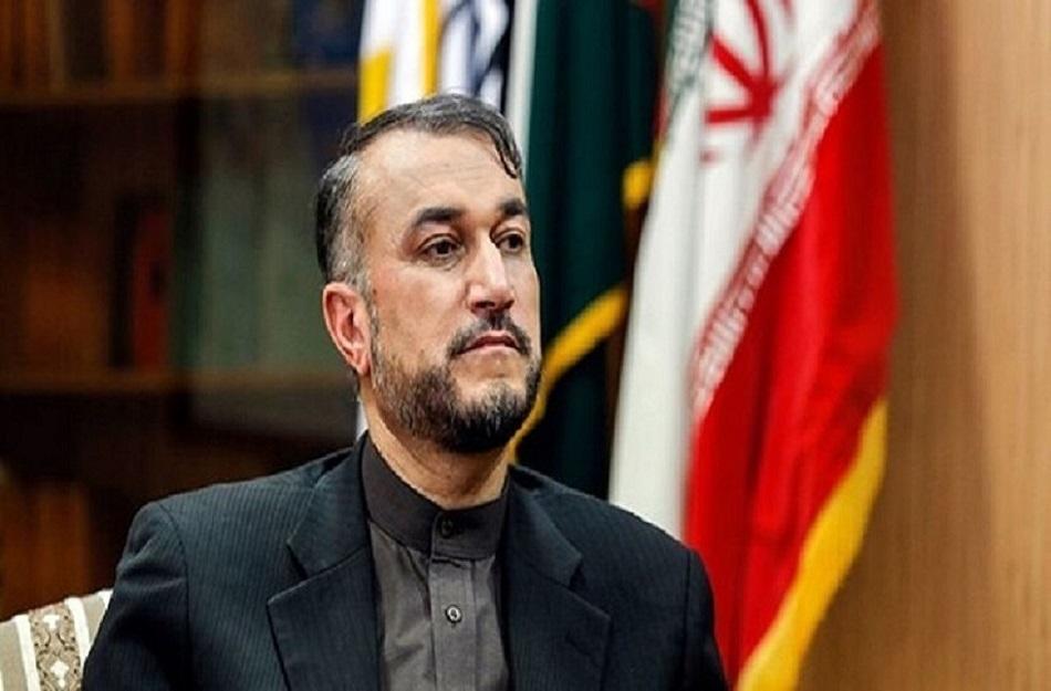 أمير عبد اللهيان يعيد الديون البريطانية المستحقة لإيران إلى الواجهة