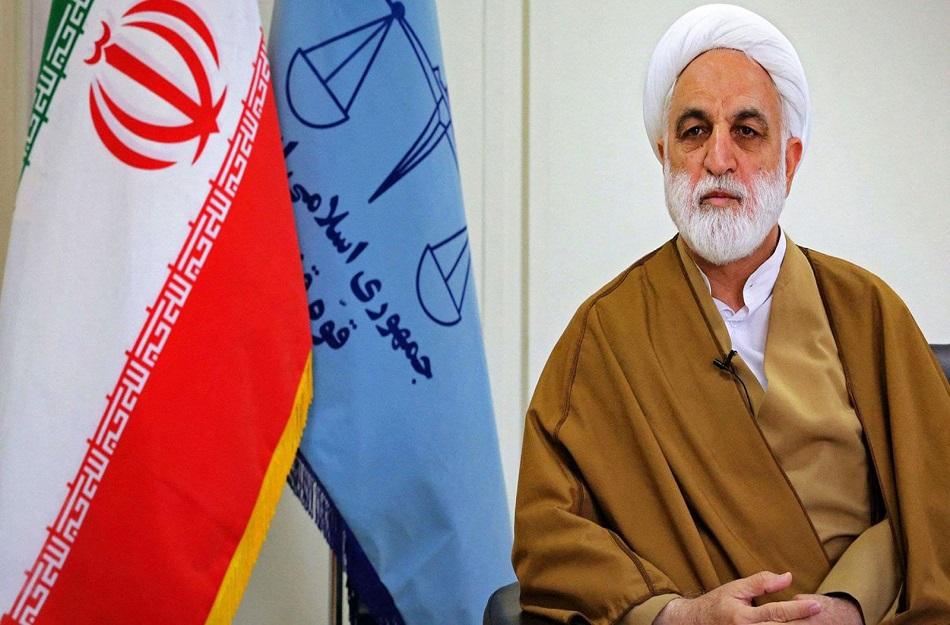 القضاء في إيران مصاب بسكته دماغية